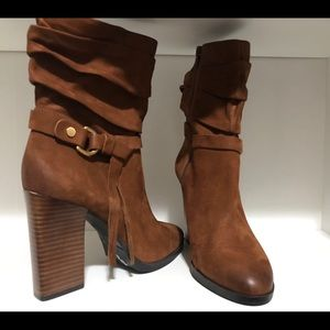Guess Suede Ankle Boots 9M